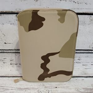 Franklin Covey Desert Camo Planner NWT